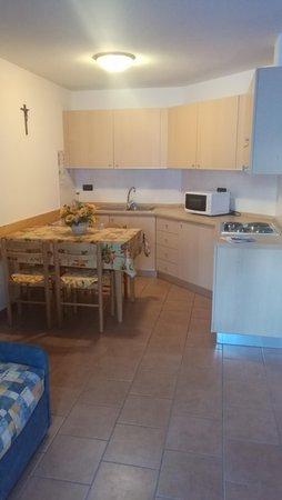 Foto della cucina Vallazza Moreno - Casa Nigritella