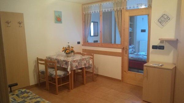 La zona giorno Vallazza Moreno - Casa Nigritella - Appartamenti