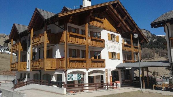 Foto estiva di presentazione Vallazza Moreno - Casa Nigritella - Appartamenti