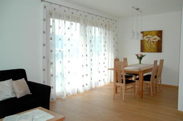 The living room Sonnberg - Residence 3 stars