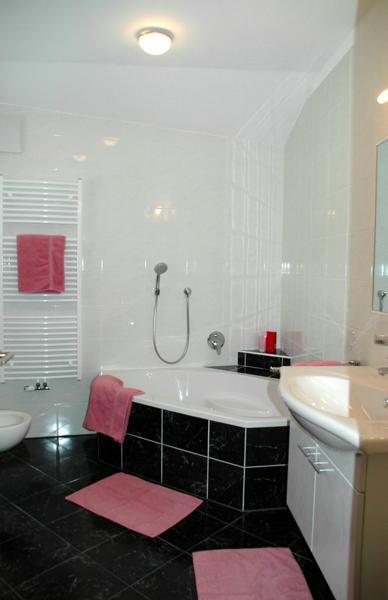 Foto del bagno Residence Sonnberg