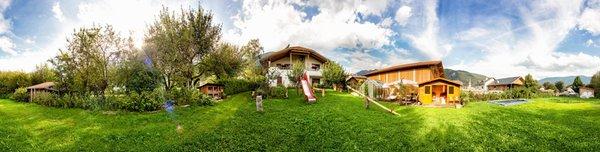 La posizione Appartamento Lampenhof San Giorgio (Brunico e dintorni)