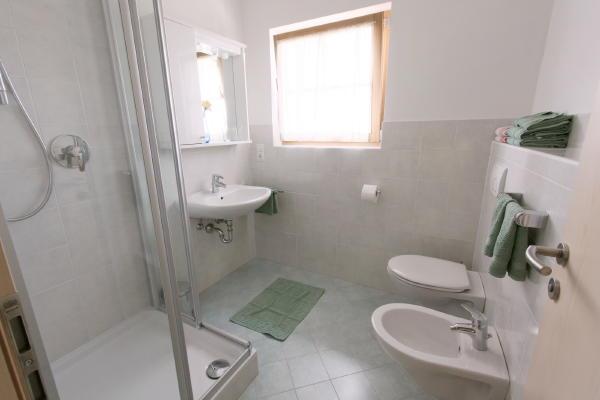 Photo of the bathroom B&B + Apartments Im Winkl