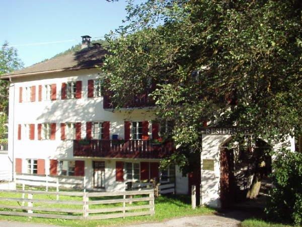 Foto estiva di presentazione Residence Steiner