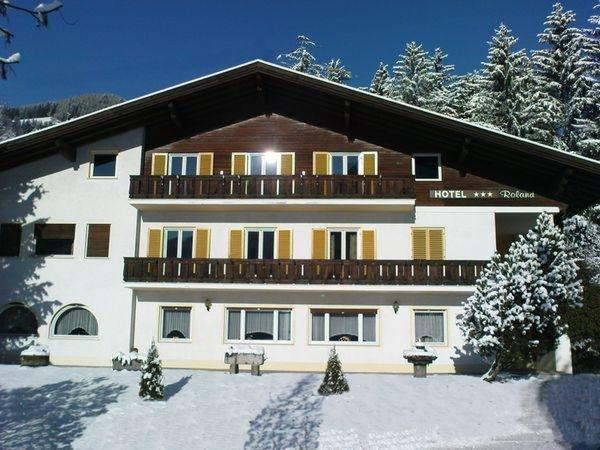Foto invernale di presentazione Roland - Hotel 3 stelle