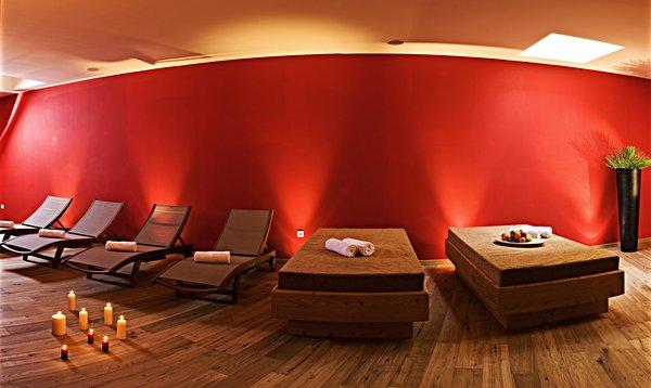 Foto vom Wellness-Bereich Hotel Dolomit Family Resort Garberhof