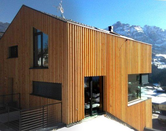 Winter presentation photo Chalet Coeur des Dolomites - Apartments 3 stars