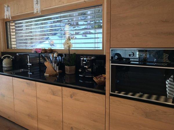 Photo of the kitchen Chalet Coeur des Dolomites