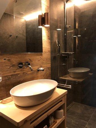 Photo of the bathroom Apartments Chalet Coeur des Dolomites