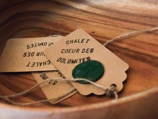 Photo of some details Chalet Coeur des Dolomites