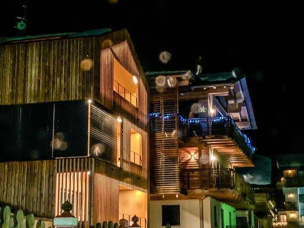 Photo exteriors in winter Chalet Coeur des Dolomites