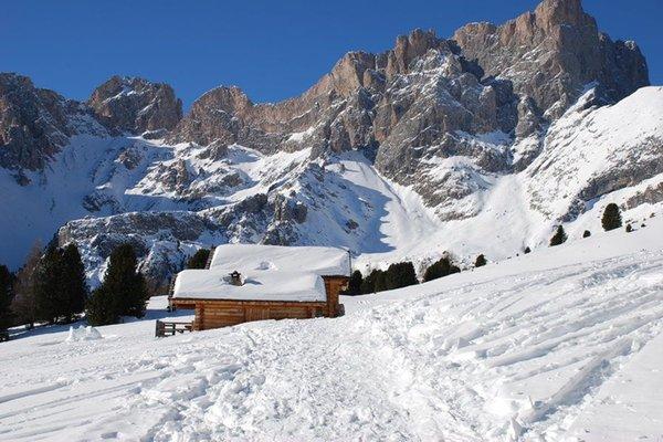 Foto esterno in inverno Ütia Ciampcios