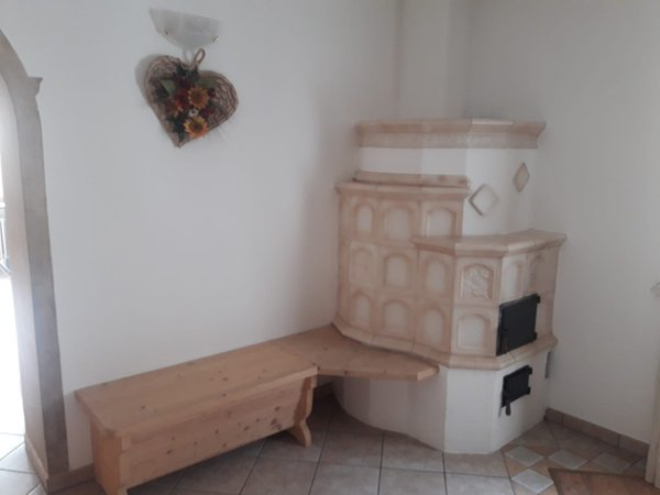 The living area Apartment Giacomuzzi Ruggero