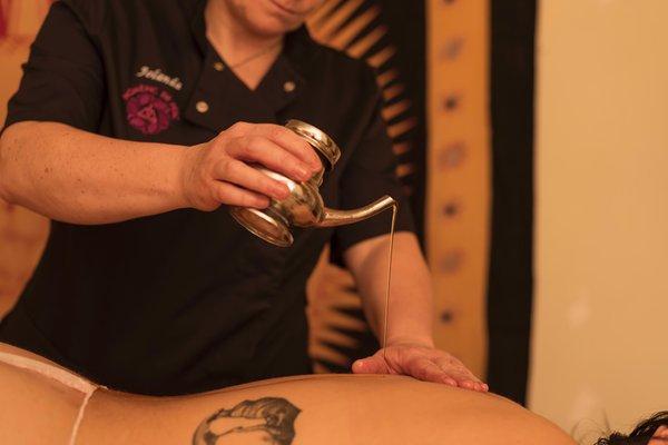 Foto del wellness Centro Massaggi Momenc de Pesc