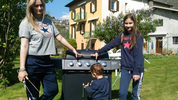 Foto del giardino Teglio (Tirano - Media Valle)