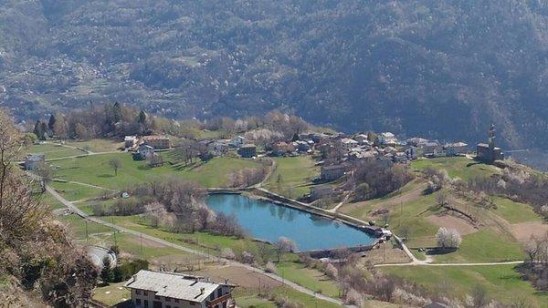 Panorama Teglio (Tirano - Media Valle)