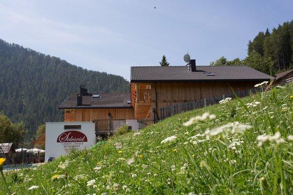 Foto esterno in estate Soleseid