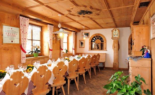 Il ristorante San Vigilio Soleseid