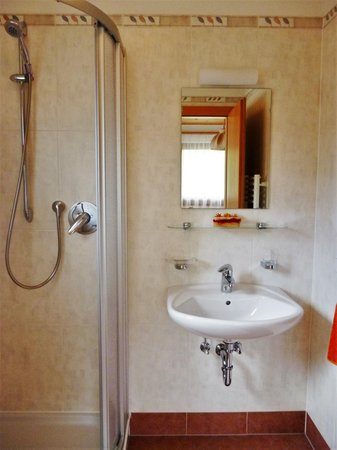 Photo of the bathroom Farmhouse apartments Colhof