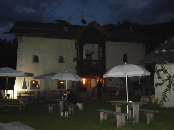Bild Ferienwohnungen auf dem Bauernhof Osteria Plazores - rustic sleep
