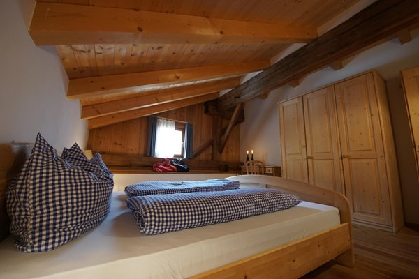 Photo of the room Farmhouse apartments Osteria Plazores - rustic sleep