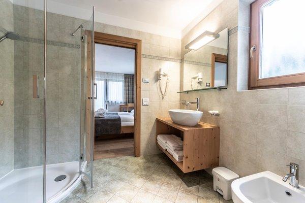 Foto del bagno Appartamenti Le Table