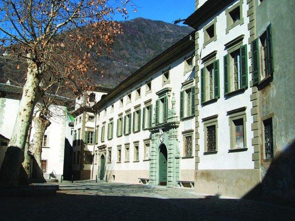 Photo exteriors Palazzo Salis