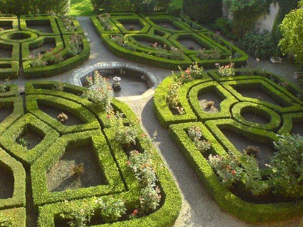 Photo of the garden Tirano