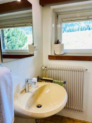 Foto del bagno Appartamenti Villa Erika