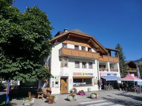 Sommer Präsentationsbild Dolomites & Dolasilla - Ferienwohnungen 3 Sonnen