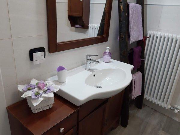 Foto del bagno Appartamenti Casa Bernardi