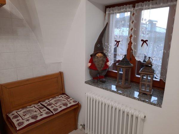 La zona giorno Appartamenti Casa Bernardi