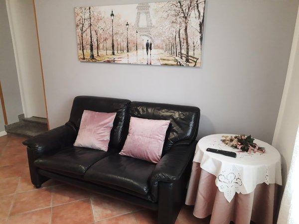 Il salotto Appartamenti Casa Bernardi