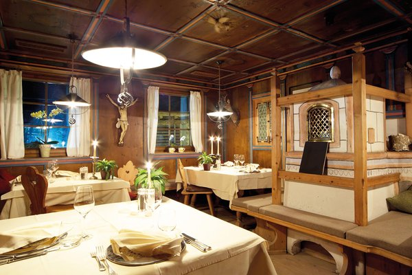 Il ristorante Sesto Caravan Park Sexten - Glamping