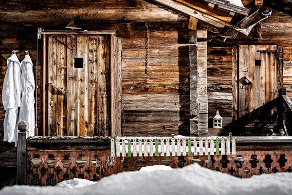Foto della sauna Sesto