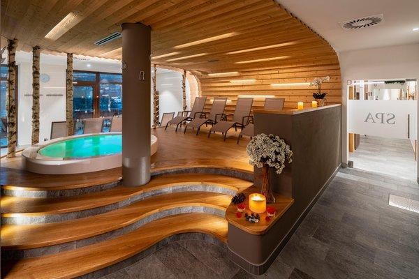 Photo of the wellness area Spa Hotel Columbia