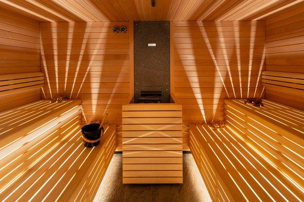 Photo of the sauna Cortina d'Ampezzo