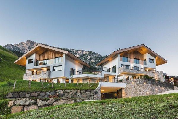 Foto estiva di presentazione Aurela Mountain Chalets