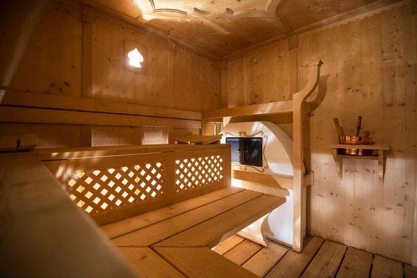 Foto der Sauna Wolkenstein