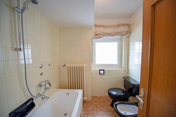 Foto del bagno Appartamento Raiëta