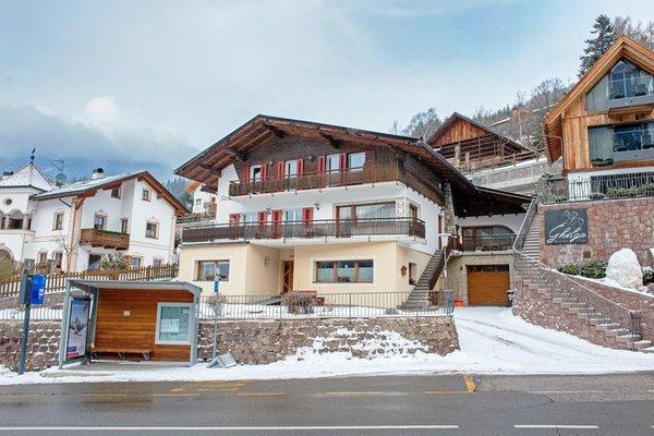Foto invernale di presentazione Appartamento Raiëta