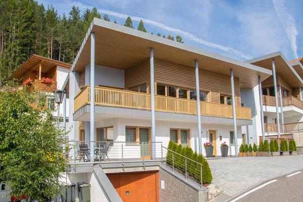 Foto esterno in estate Ciasa Dolomites