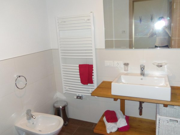 Photo of the bathroom Apartments Irene
