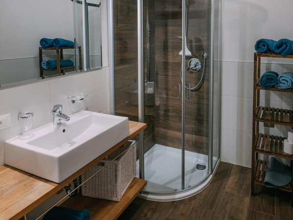 Foto del bagno Appartamenti Irene