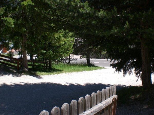 Foto del giardino La Villa