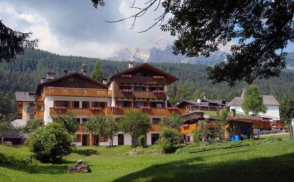 Foto estiva di presentazione Appartamenti Zannin