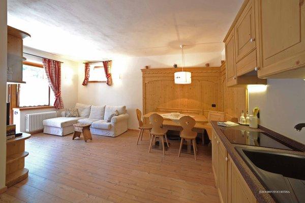 Foto della cucina Zannin