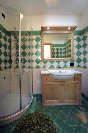 Foto del bagno Appartamenti Zannin