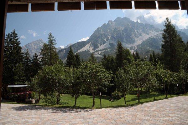 Foto del giardino Borca di Cadore - Villanova