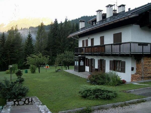 Foto estiva di presentazione Appartamento Del Favero Silvia